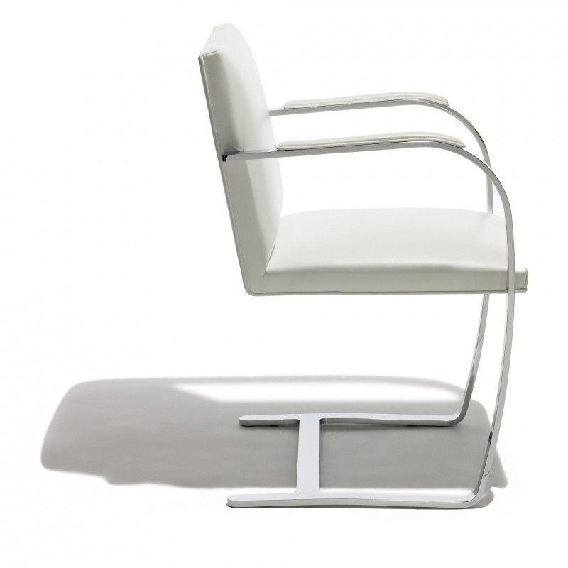 Brno fauteuil knoll international for Panton chair imitat
