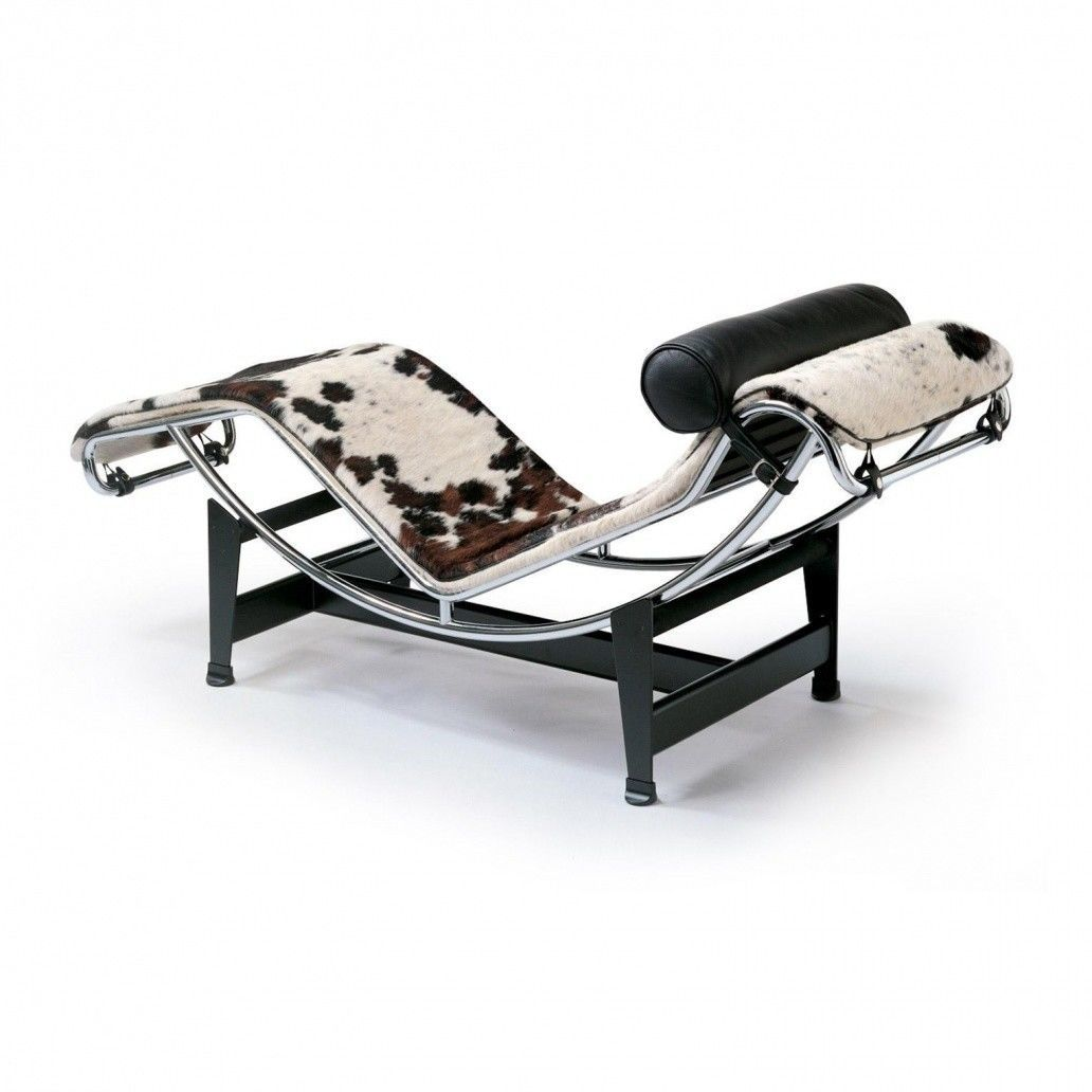 Le corbusier lc4 lounger cassina cassina for Cassina chaise lounge