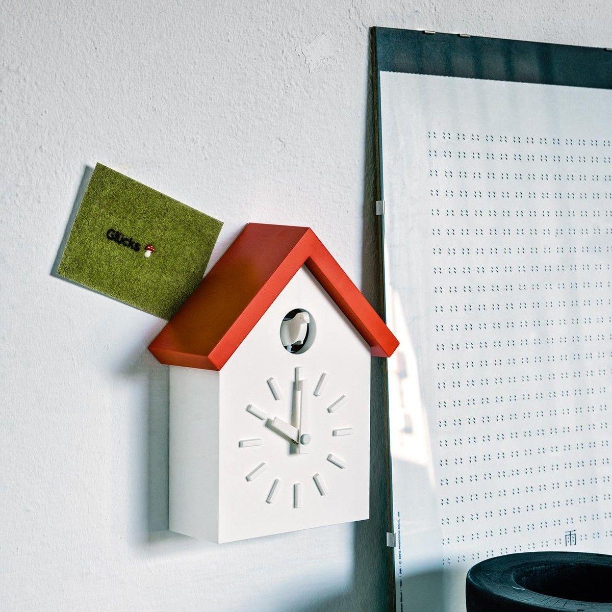 cu clock coucou horloge murale magis. Black Bedroom Furniture Sets. Home Design Ideas