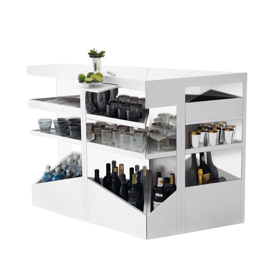 bar element on wheels opinion ciatti. Black Bedroom Furniture Sets. Home Design Ideas