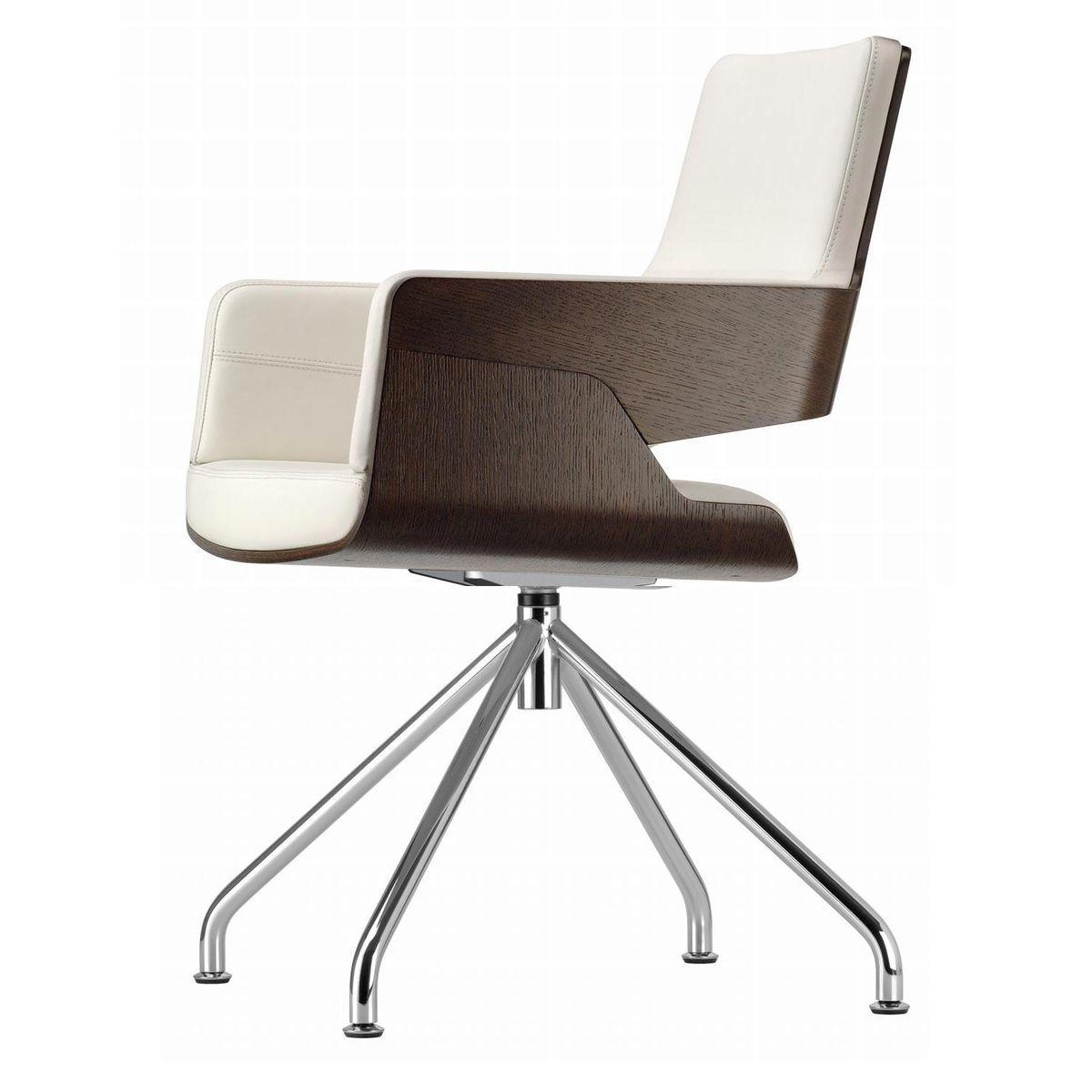 Thonet s 843 silla de oficina thonet for Sillas para inicial
