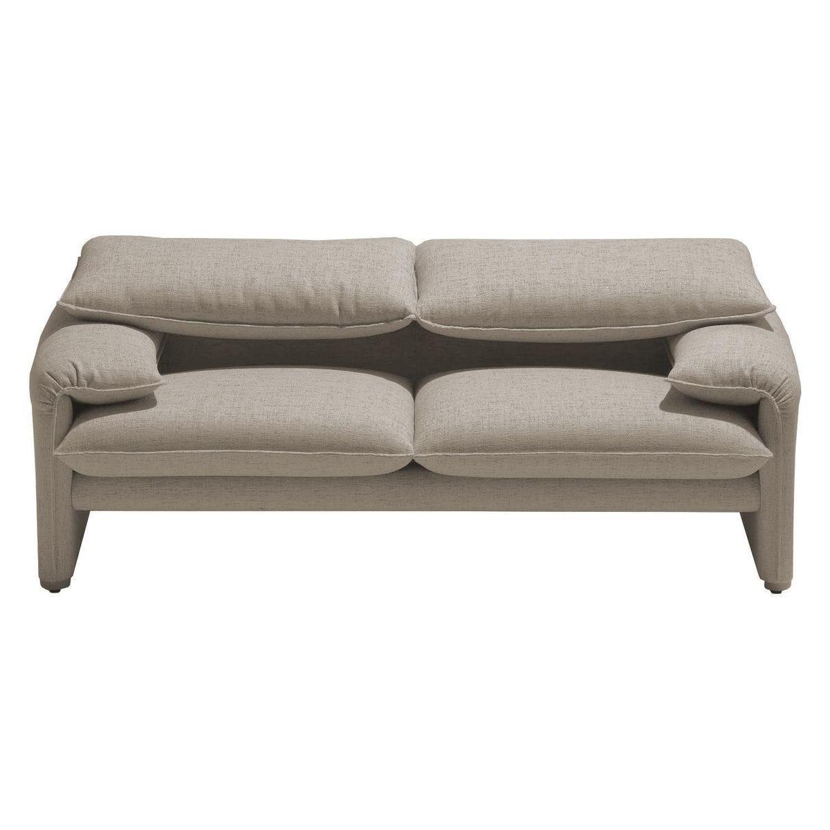 Maralunga 40 2 zits sofa 166x86cm cassina - Sofa zitter ...