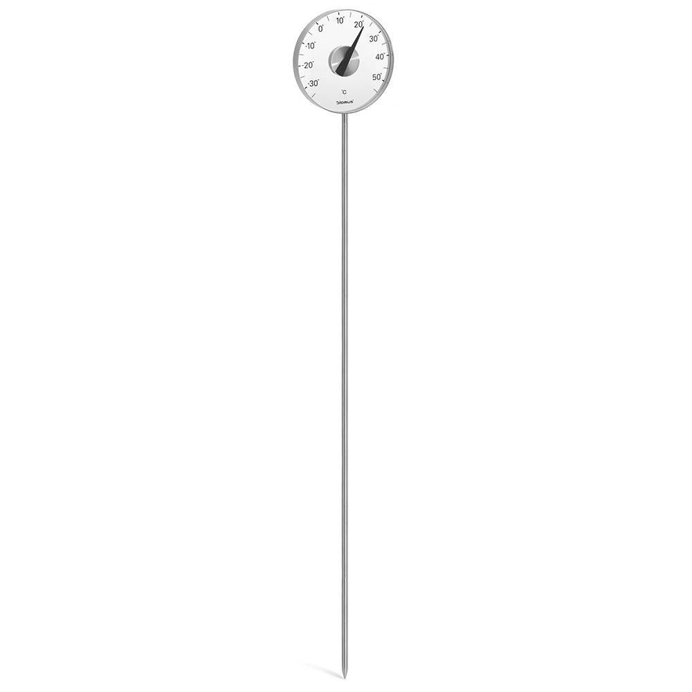 grado garden thermometer blomus. Black Bedroom Furniture Sets. Home Design Ideas