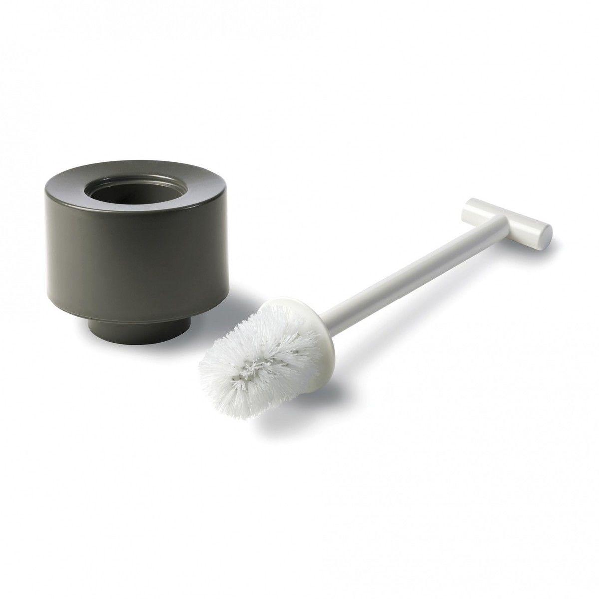 Kali brosse wc authentics accessoires salles de for Accessoire salle de bain wc