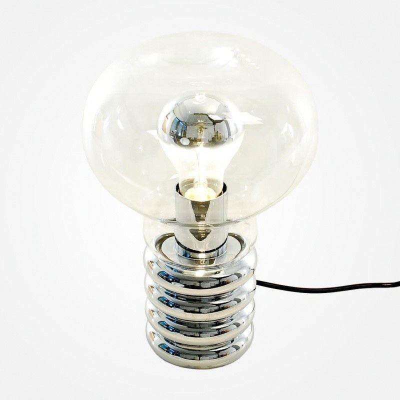 bulb lampe de table ingo maurer. Black Bedroom Furniture Sets. Home Design Ideas