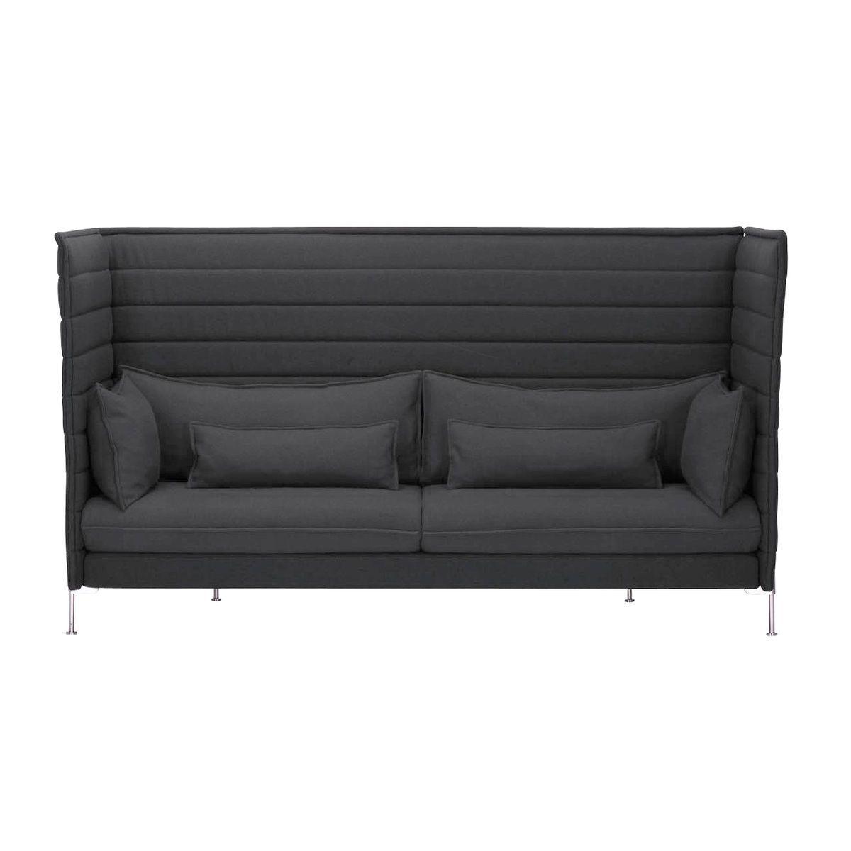 alcove highback 3 sitzer sofa vitra. Black Bedroom Furniture Sets. Home Design Ideas