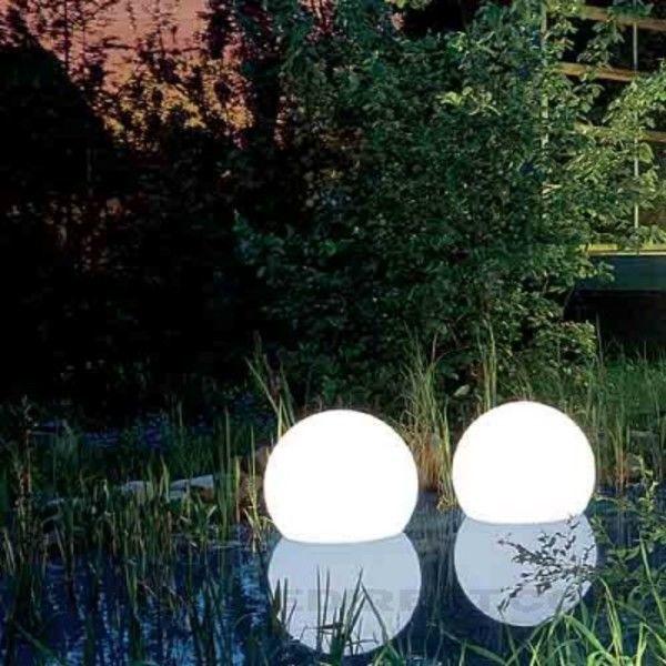 Moonlight mwv luminaire 25cm moonlight luminaires for Luminaire sol exterieur