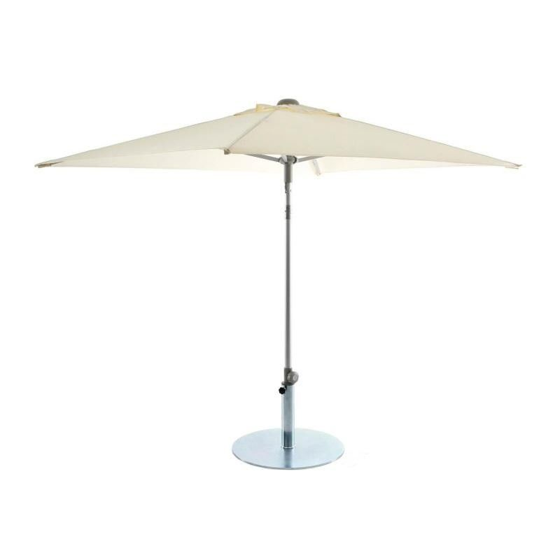elba parasol rectangulaire jan kurtz parasols. Black Bedroom Furniture Sets. Home Design Ideas
