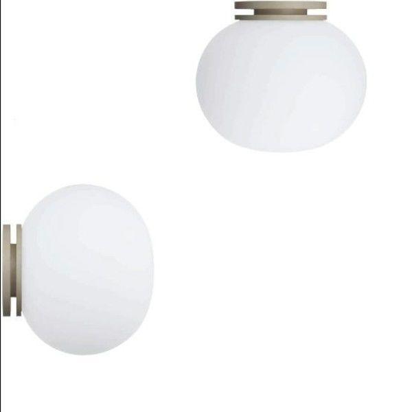 Mini Glo Ball CW WallCeiling Lamp Flos
