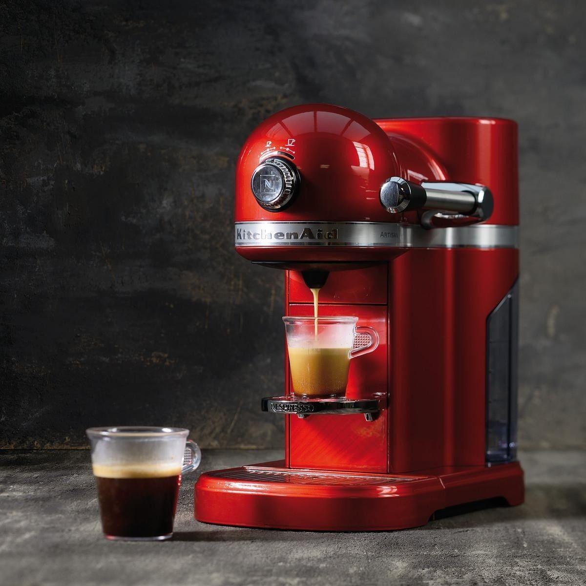 Kitchenaid Artisan Nespresso Espresso Maker Kitchenaid
