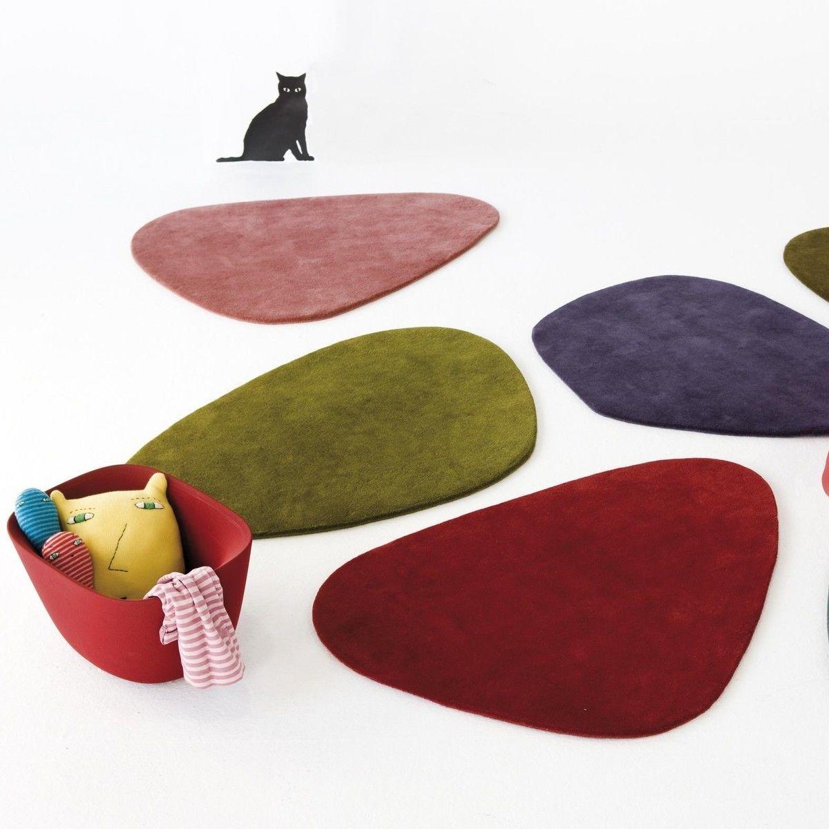cal 1 tapis laine nouvelle z lande 95x125cm. Black Bedroom Furniture Sets. Home Design Ideas