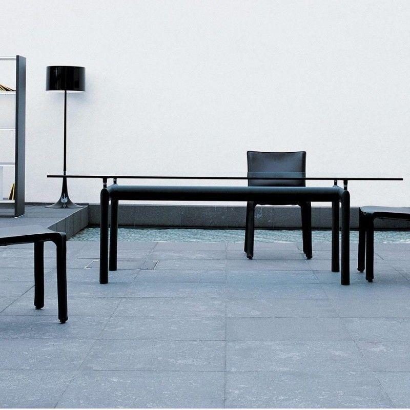 Le corbusier lc6 table cassina cassina - Table le corbusier lc6 ...