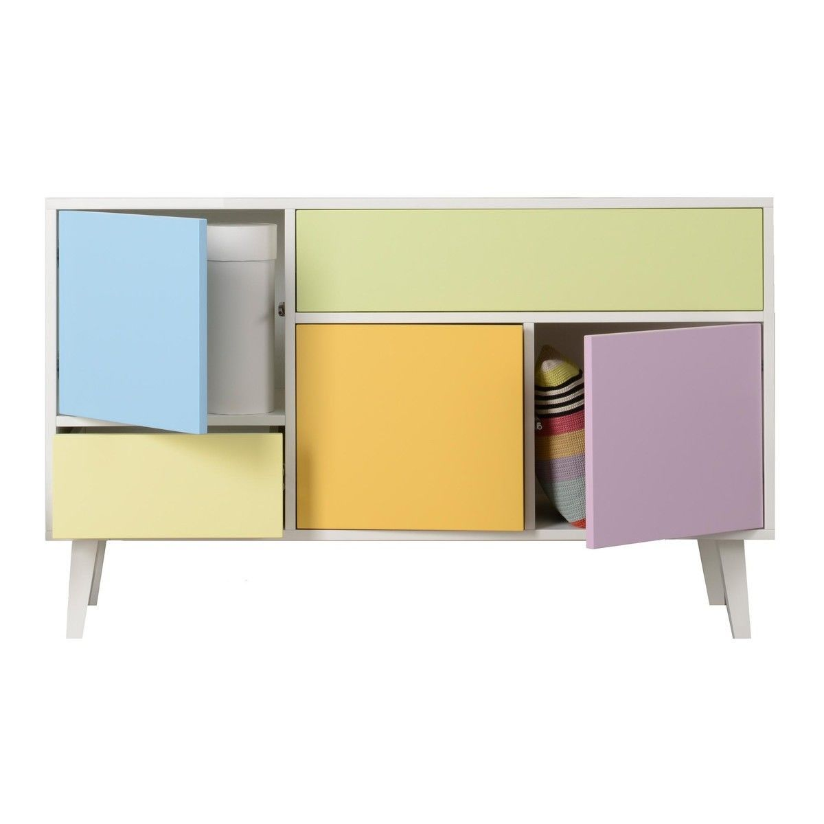 colour kommode adwood sideboards aufbewahrung. Black Bedroom Furniture Sets. Home Design Ideas