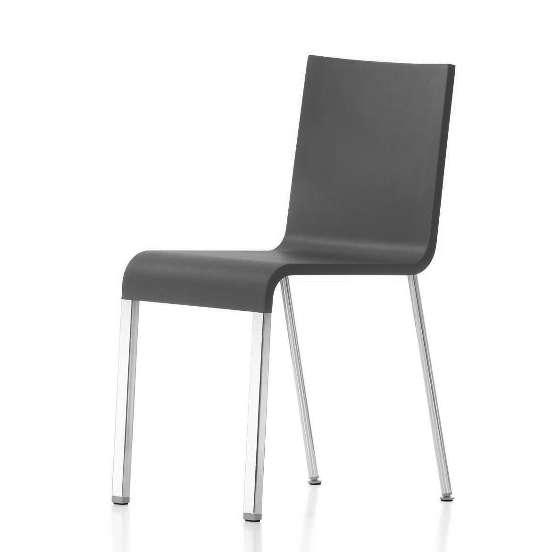 03 stuhl nicht stapelbar vitra for Stuhl design stapelbar