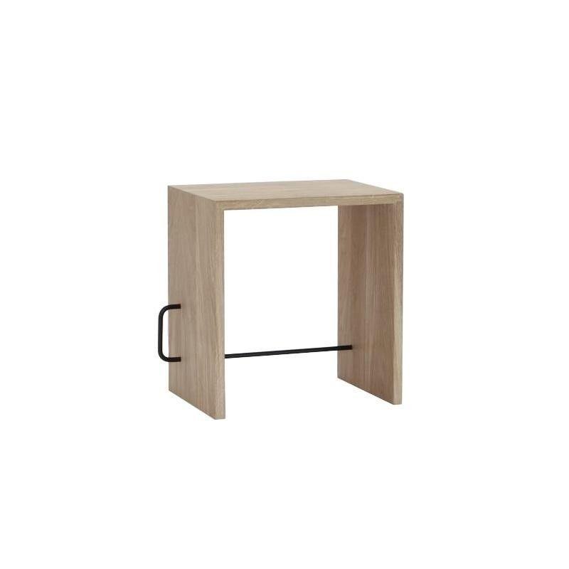 anton stool side table jan kurtz furniture. Black Bedroom Furniture Sets. Home Design Ideas