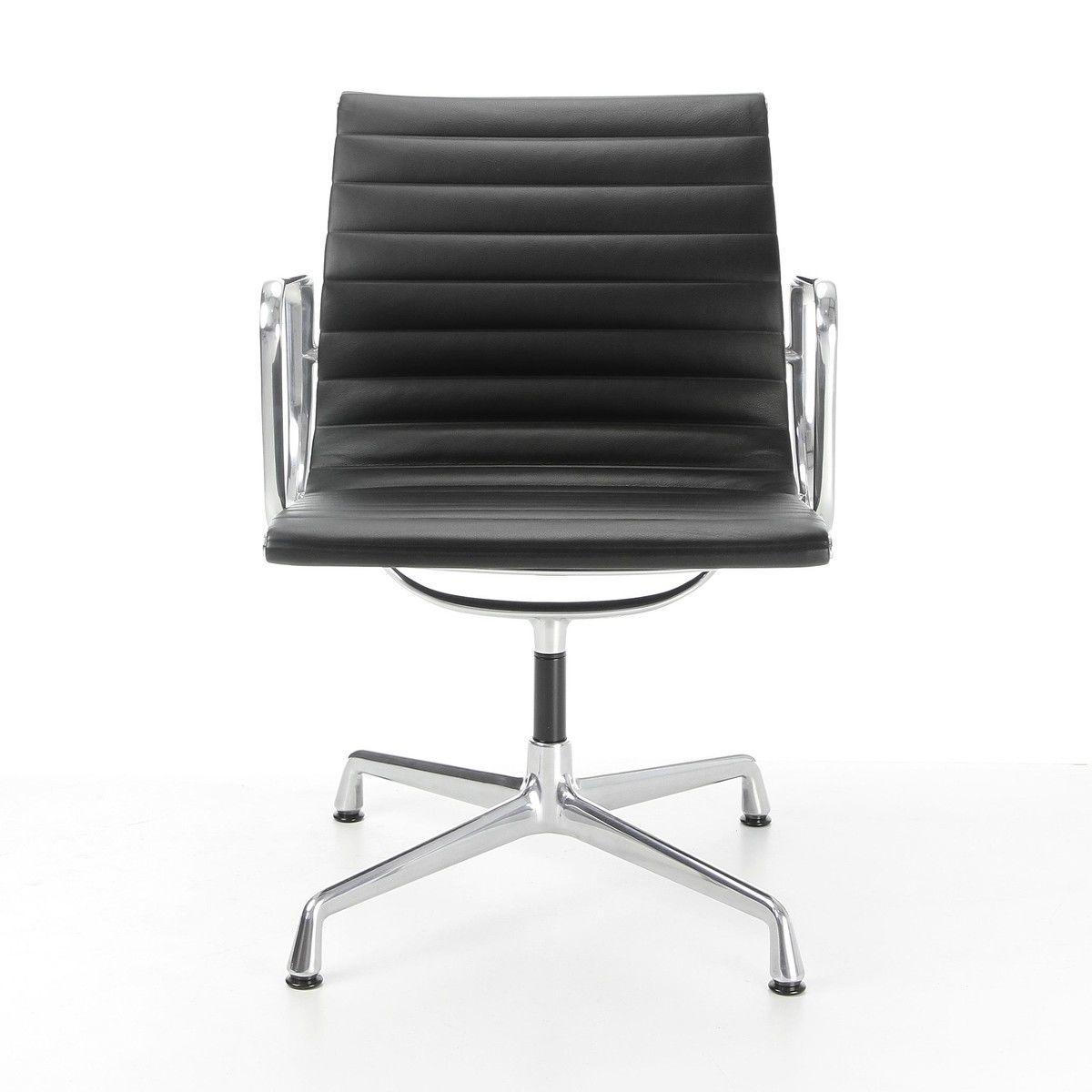 vitra ea 108 aluminium chair chaise de bureau vitra. Black Bedroom Furniture Sets. Home Design Ideas