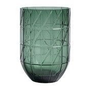 HAY - Colour Vase L - grün/Ø13.5cm/H 19cm