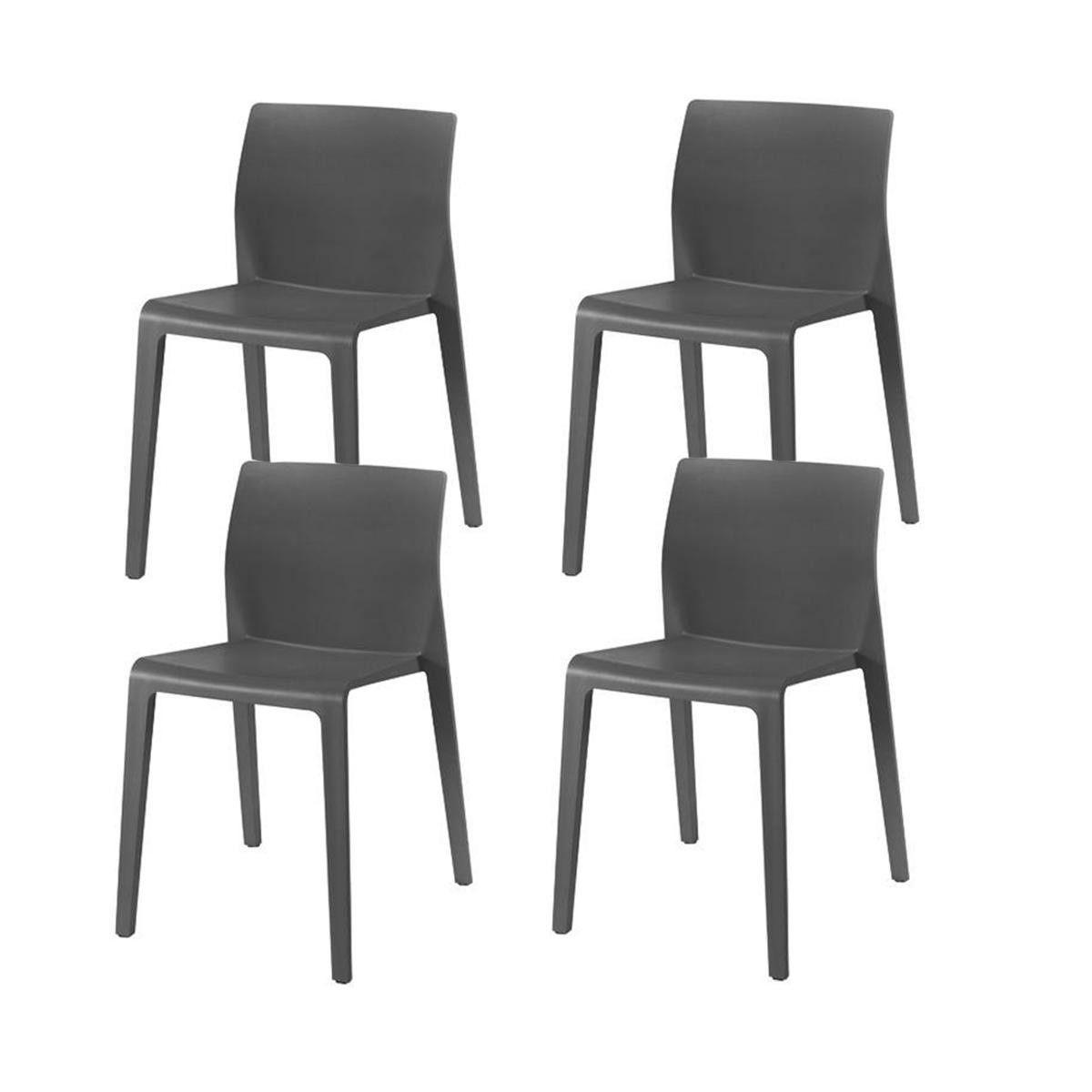 juno 3601 stuhl set 4tlg arper gartenm bel sets. Black Bedroom Furniture Sets. Home Design Ideas