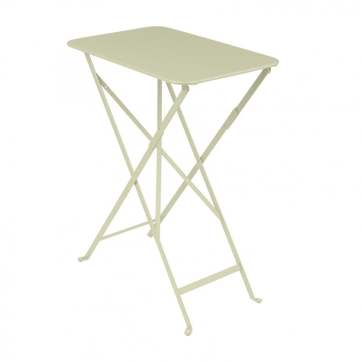 bistro table pliante 37x57cm fermob. Black Bedroom Furniture Sets. Home Design Ideas