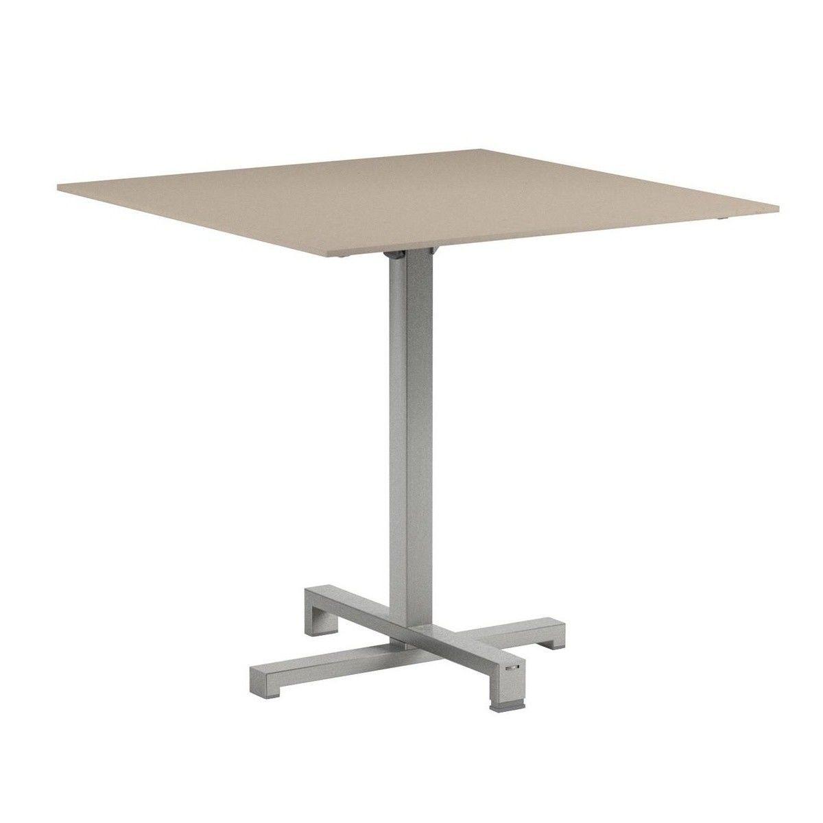 Taboela Folding Table Frame Stainless Steel Royal
