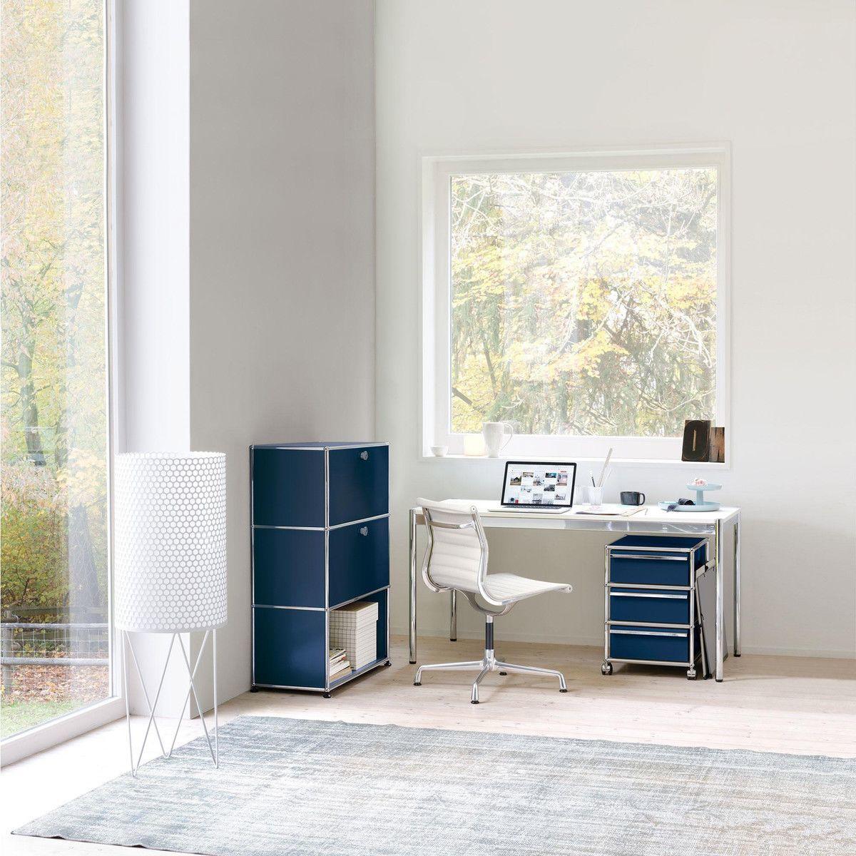 usm tisch 175x75cm usm haller. Black Bedroom Furniture Sets. Home Design Ideas