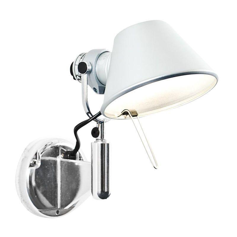 artemide tolomeo micro faretto wandleuchte artemide. Black Bedroom Furniture Sets. Home Design Ideas