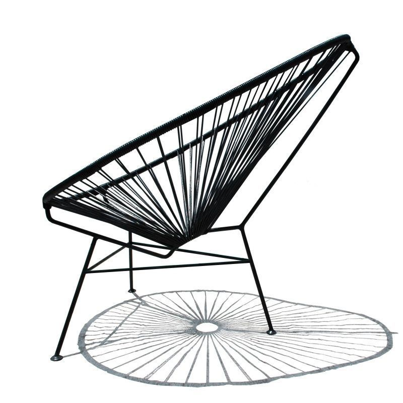Acapulco chair armlehnstuhl ok design for Design armlehnstuhl