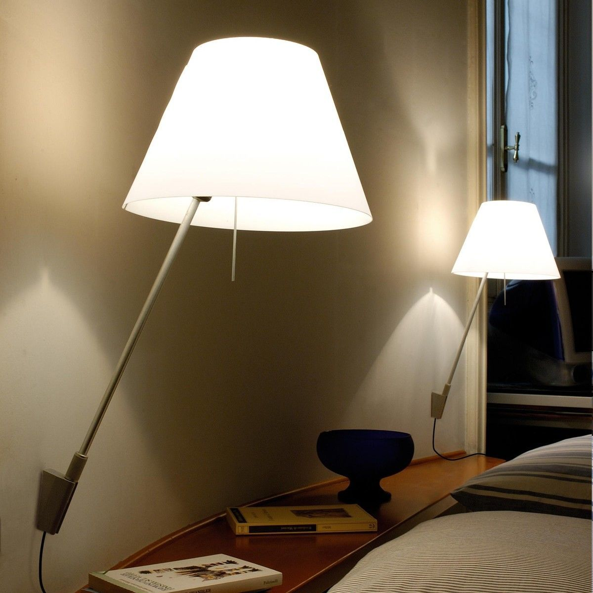 Costanzina Parete Wall Lamp Luceplan AmbienteDirect.com