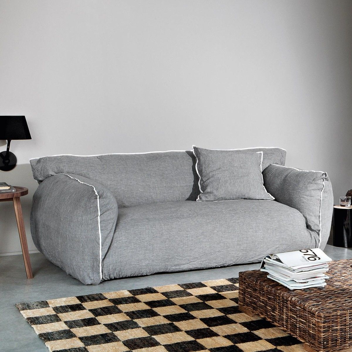 nuvola 10 sofa gervasoni. Black Bedroom Furniture Sets. Home Design Ideas