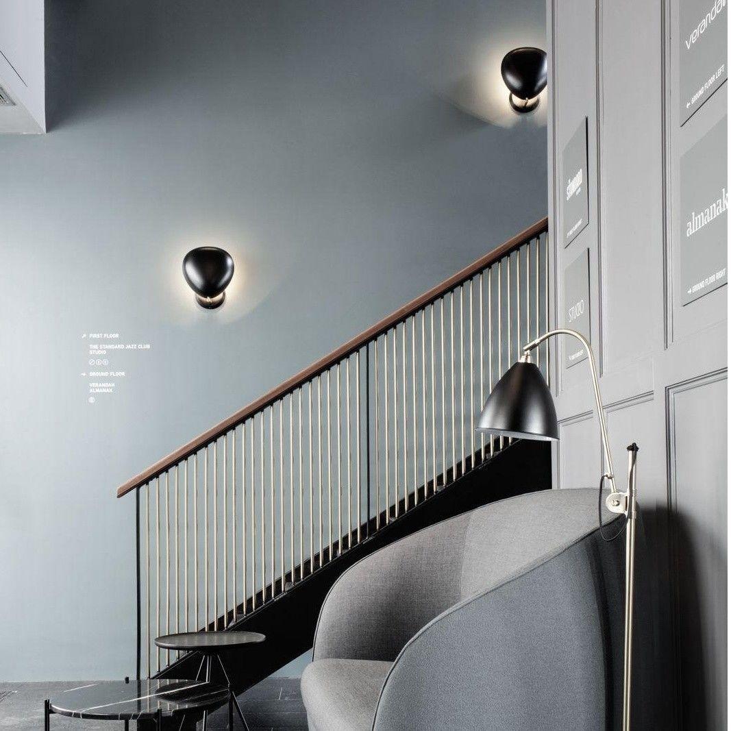 gubi cobra wandlamp gubi. Black Bedroom Furniture Sets. Home Design Ideas