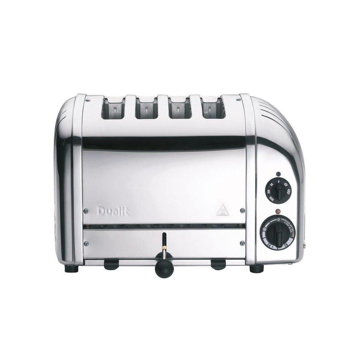 dualit classic newgen vario 4 toaster dualit kitchen helpers kitchenware accessories. Black Bedroom Furniture Sets. Home Design Ideas