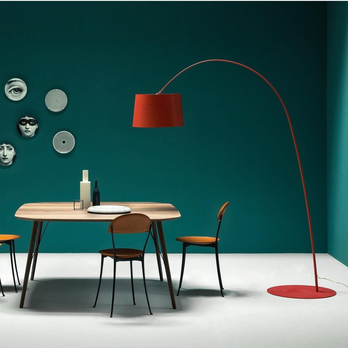 Twiggy Led Floor Lamp Foscarini Ambientedirect Com