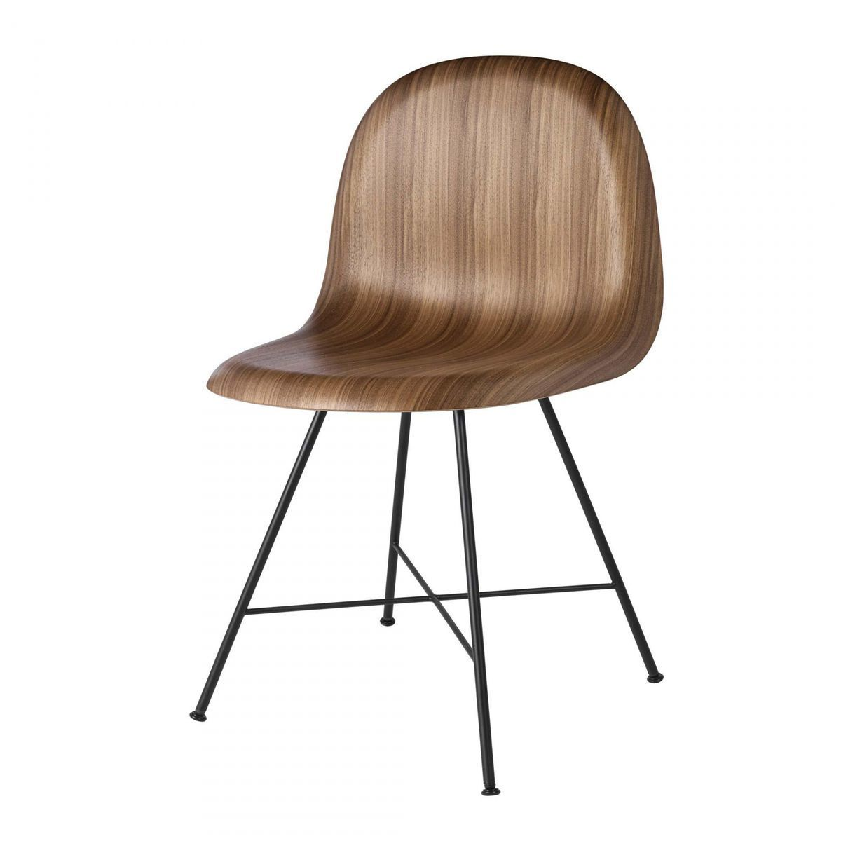 Gubi 3d dining chair stuhl gubi - Amerikanische stuhle ...