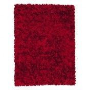 Nanimarquina - Roses Design Woll-Filz Teppich - rot/Woll-Filz/Hand loomed/200x300cm
