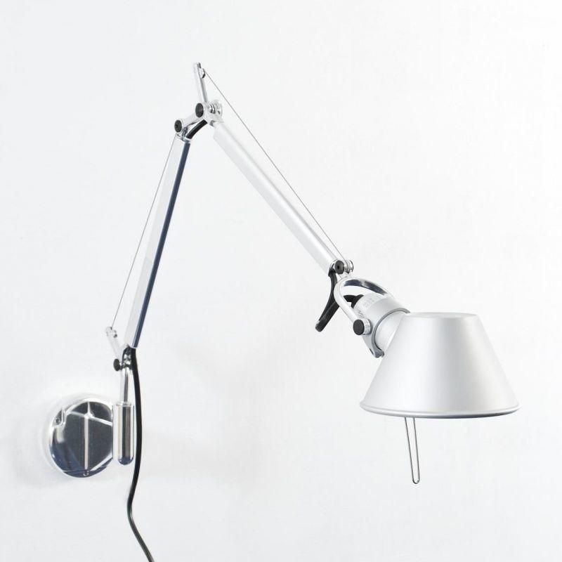 tolomeo micro parete wall lamp artemide. Black Bedroom Furniture Sets. Home Design Ideas