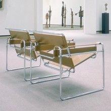 Knoll International - Wassily Marcel Breuer Sessel
