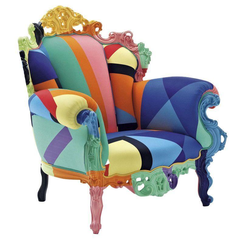 proust geometrica mendini fauteuil cappellini. Black Bedroom Furniture Sets. Home Design Ideas