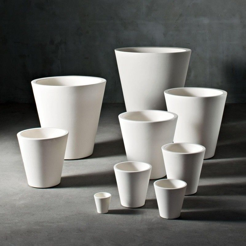 New Pot Vase 40cm Serralunga
