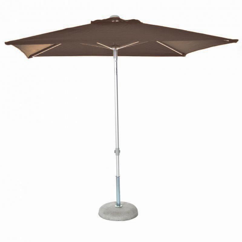 elba parasol rectangulaire jan kurtz parasols. Black Bedroom Furniture Sets. Home Design Ideas
