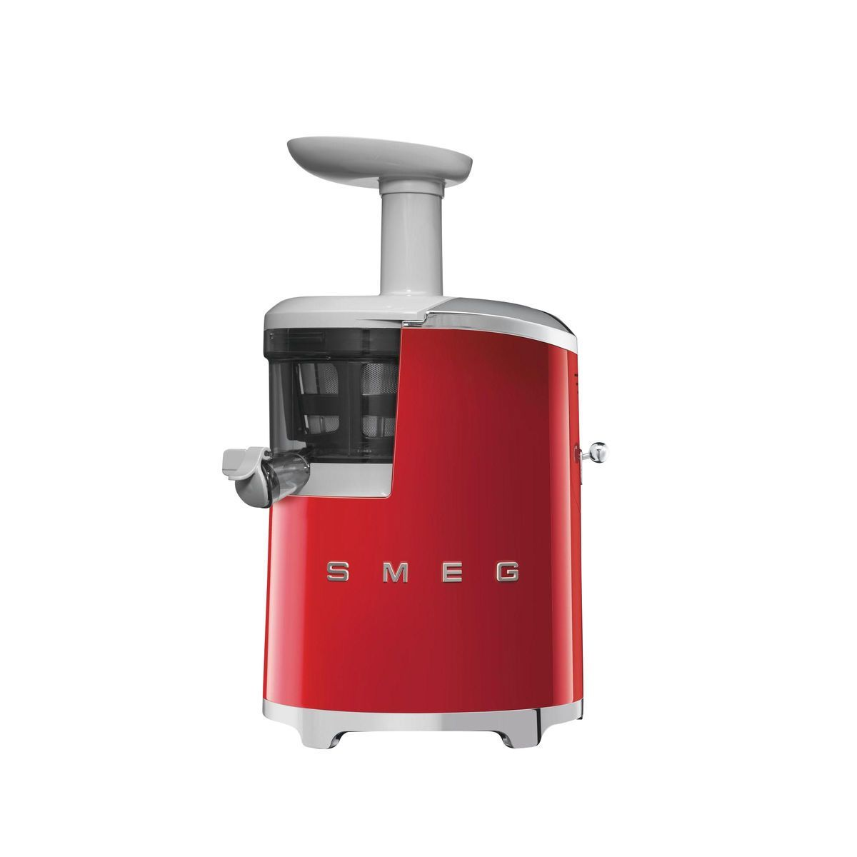 Slow Juicer Recipe : SJF01 Slow Juicer Smeg AmbienteDirect.com