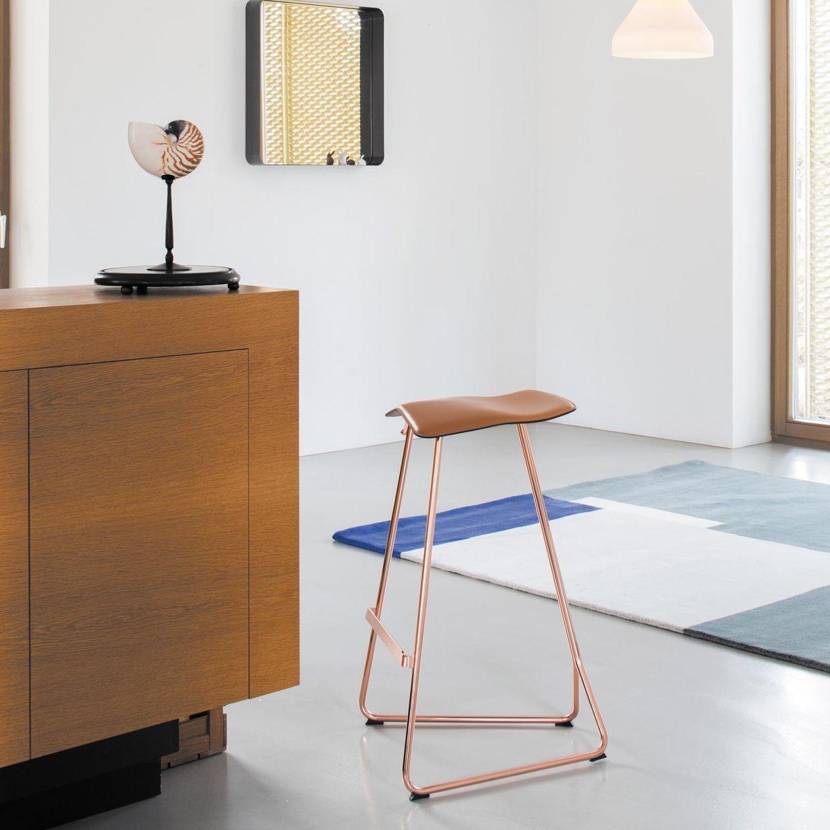 triton bar stool copper classicon. Black Bedroom Furniture Sets. Home Design Ideas