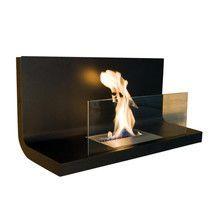 Radius - Wall Flame 1 Kaminfeuer