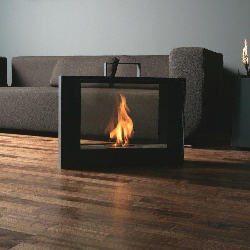 Travelmate Mobile Fireplace Conmoto Ambientedirect Com
