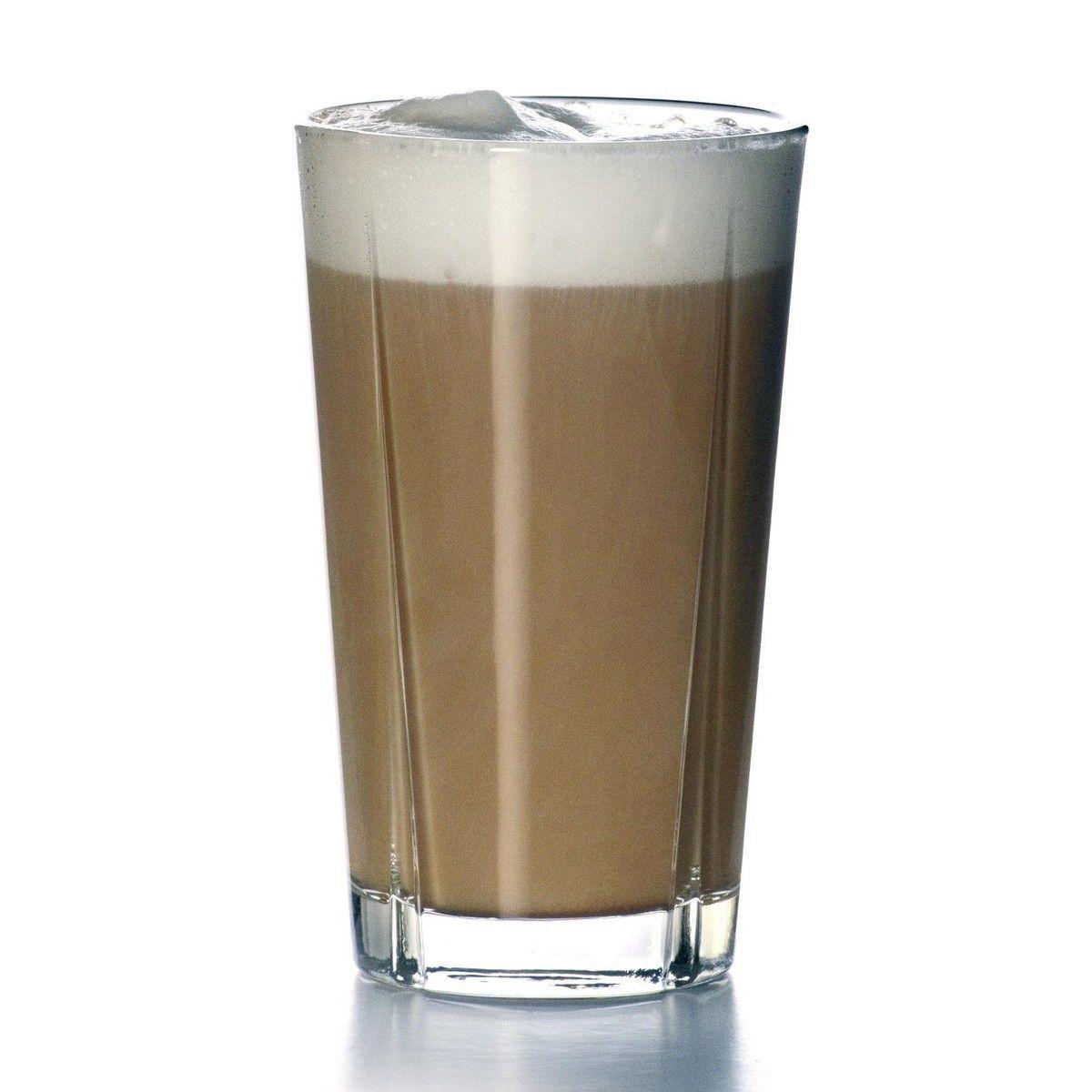 grand cru latte macchiato glass set 4 pieces rosendahl. Black Bedroom Furniture Sets. Home Design Ideas