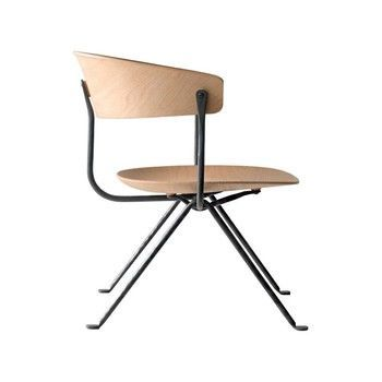 - Officina breiter Stuhl  -
