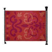 GAN - Kilim Arabesco Teppich  - rot/170x240cm