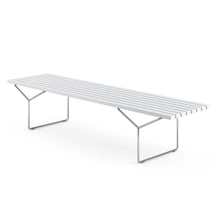 bertoia banc de jardin knoll international. Black Bedroom Furniture Sets. Home Design Ideas