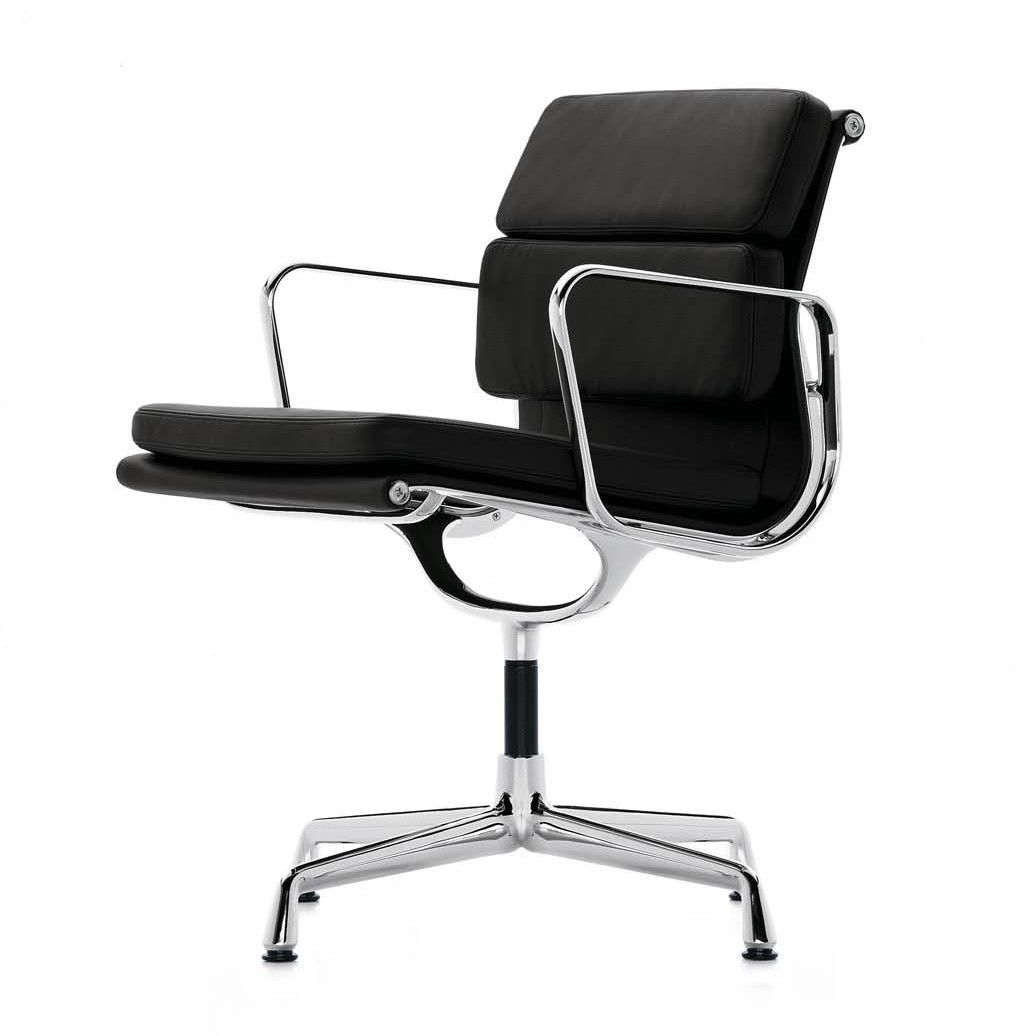ea 208 soft pad eames alu chair office chair vitra. Black Bedroom Furniture Sets. Home Design Ideas