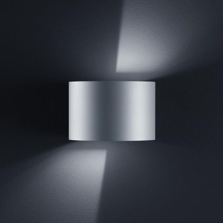 Siri 44 led wandleuchte au enleuchte rund helestra for Led wandleuchte