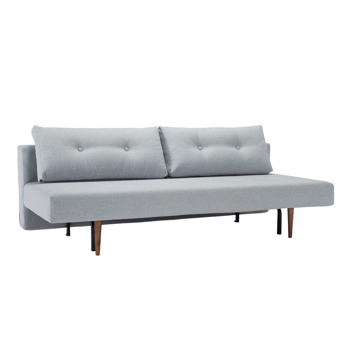 Recast sofa bed innovation for Sofa hellblau